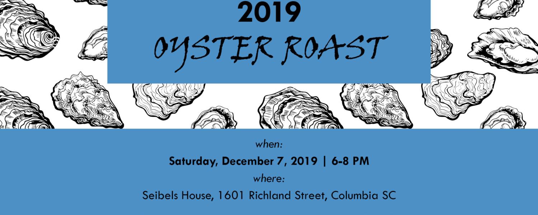 2019 Columbia Medical Society Oyster Roast Web
